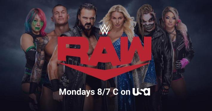 RAW en Wrestlemania