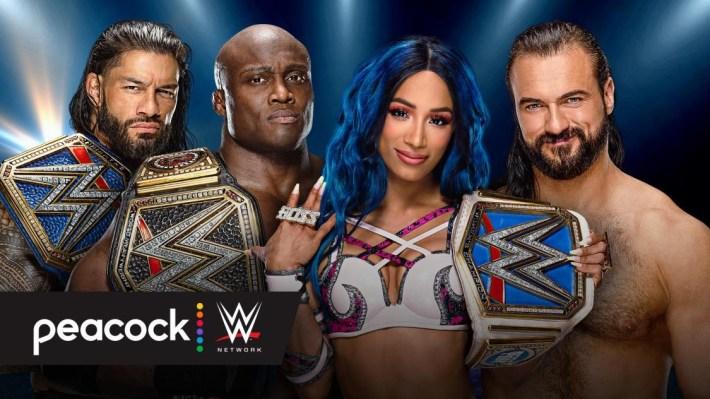 Llamado financiero de WWE