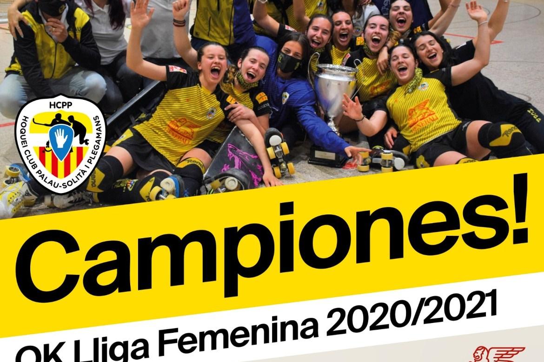 Palau - OK Liga F - Campeonas