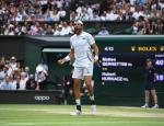 Mateo Berrettini a la final de Wimbledon.