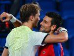 Alexander Zverev derrotó a Novak Djokovic en semifinales.