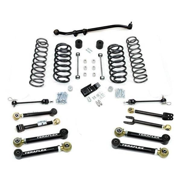 Teraflex 3 Inch FlexArm Lift Kit Jeep Wrangler TJ