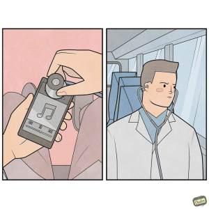 %name quando o dr esquece o fone