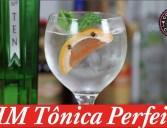 Receita Gin Tônica