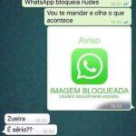 Whatsapp começa a censura nudes