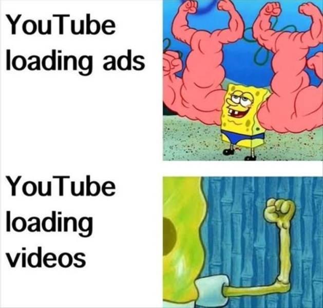 meme bob esponja youtube
