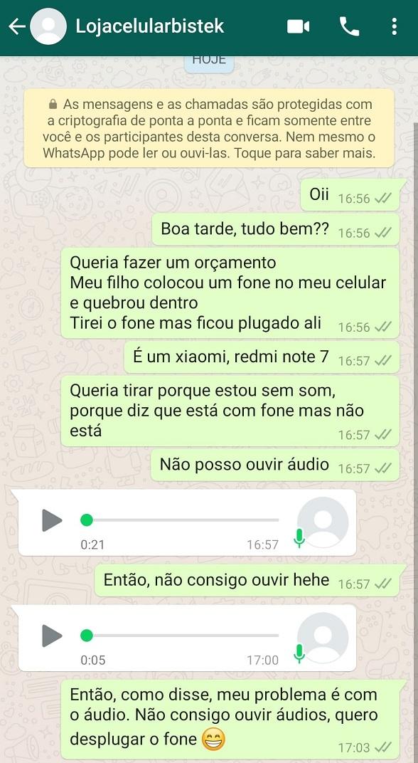 Print humorado WhatsApp