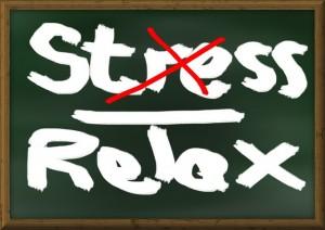MASTURBATIOXN RELEASES STRESS