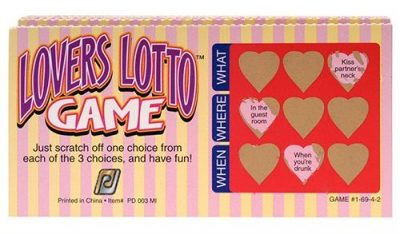 lovers lotto scratch cards