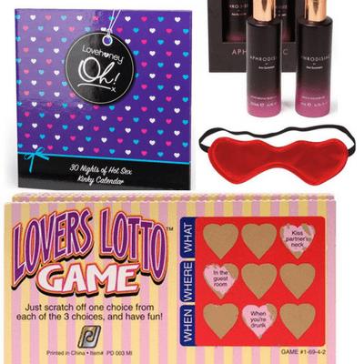 sexy valentines day gifts under £10