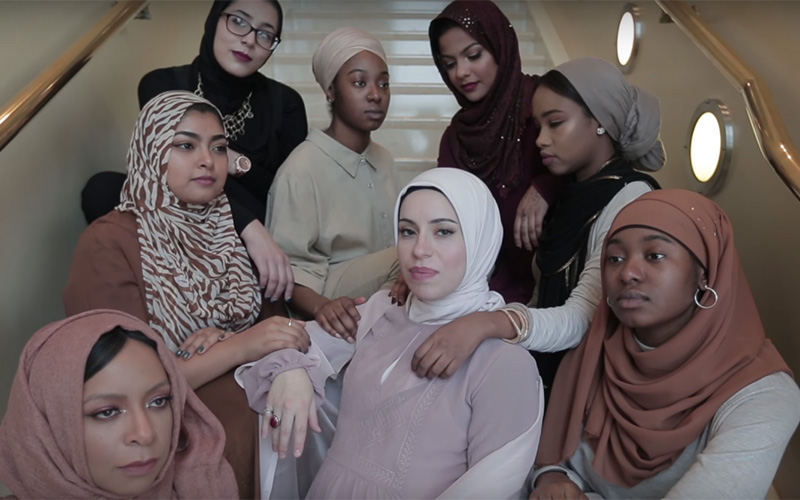 WATCH: A pregnant hijabi releases a rap music video … and it's epic