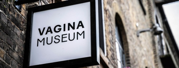 MUSEO VAGINAL LONDRES