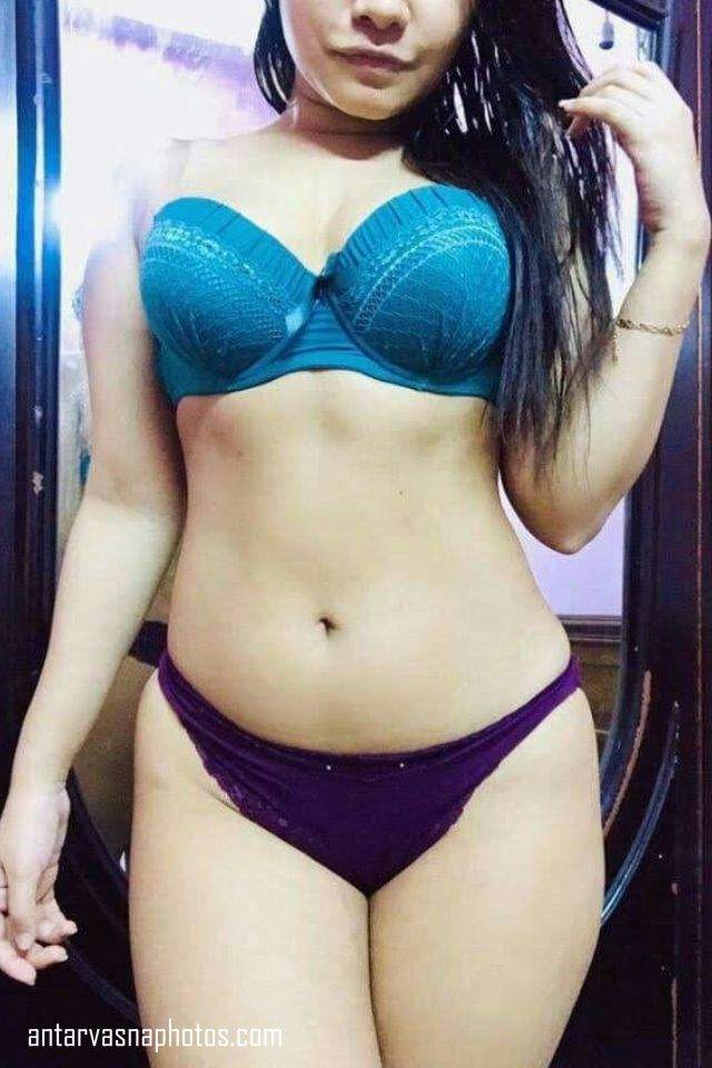 desi girl bra panty me sexy photo