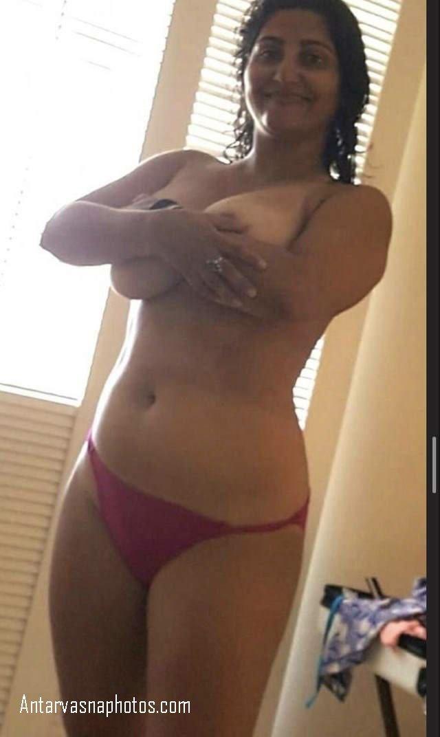 red sexy panty me hot bhabhi