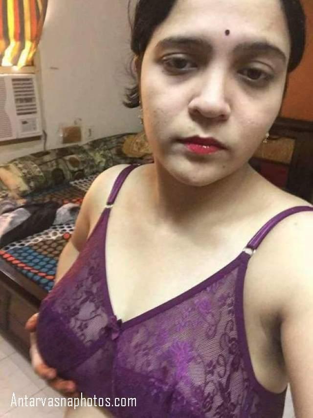 lover ko bra me bheji selfie