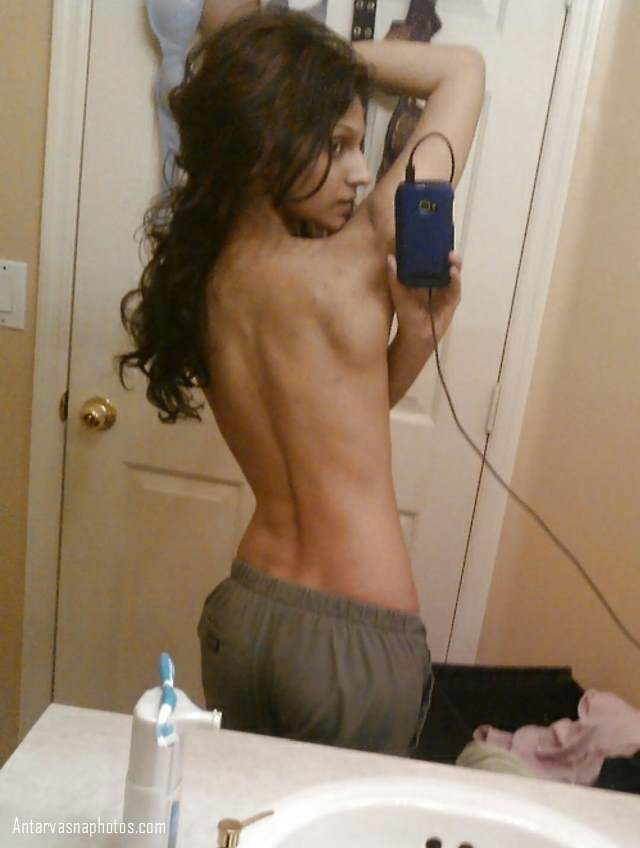 sexy back nude