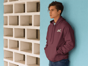 Boutique rugby Sweat-shirt rugby à capuche pour homme