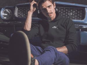 Boutique rugbySweat-shirt rugby à capuche pour homme