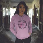 Boutique rugby Sweat-shirt à capuche Premium pour femmes