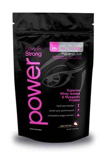 *NEW* Sexy-Strong® POWER Whey Protein Isolate