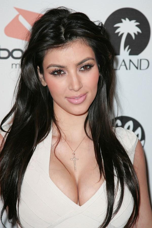 Kim Kardashian Sexy Women