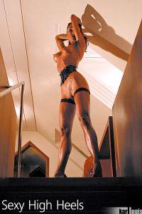Elizabeth Carson Penthouse Room Service 04