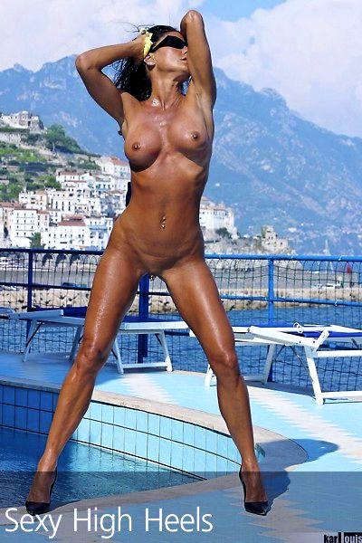 Elizabeth Carson Amalfi Pool 04