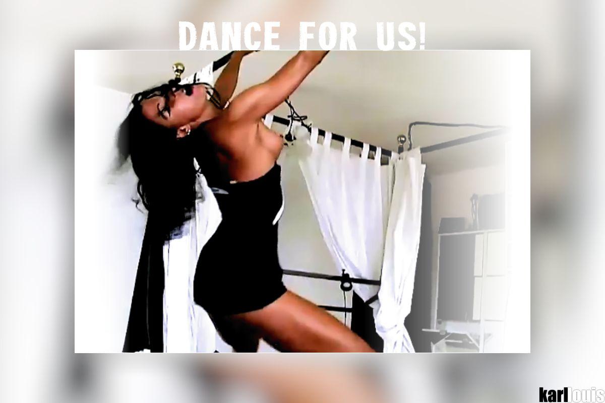 Elizabeth Carson - Dance for Us!