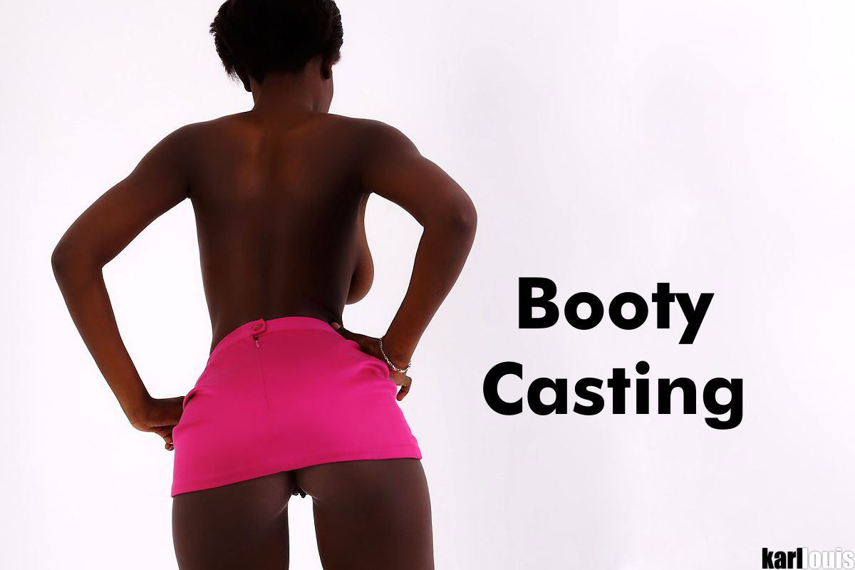 Chocolate Booty Casting