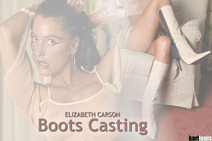 Elizabeth Carson - Boots Casting