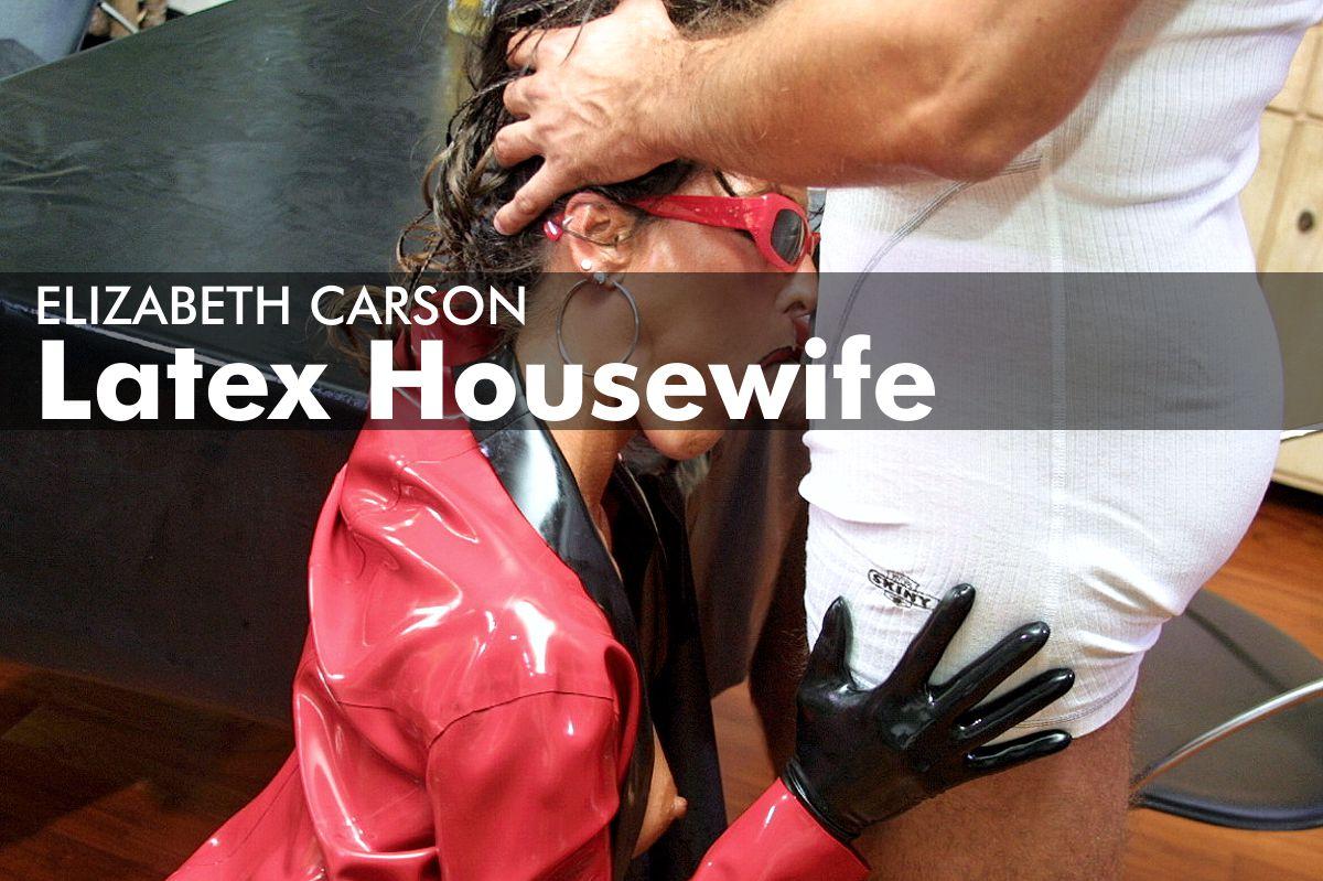 Elizabeth Carson - Latex Housewife