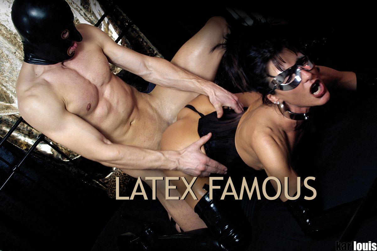 Elizabeth Carson - Latex Famous