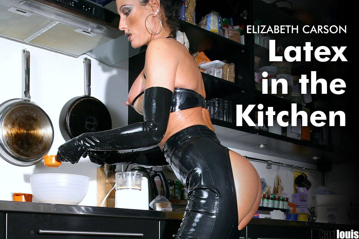 Elizabeth Carson - Latex in the Kitchen