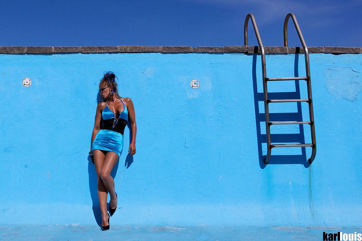 Francesca Felucci Islands Blue