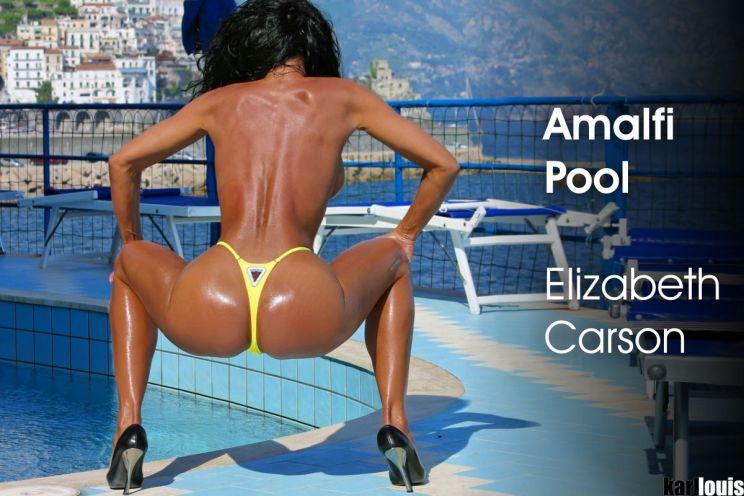 Elizabeth Carson Amalfi Pool