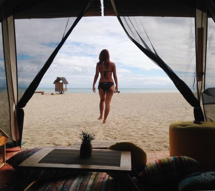 Dinadiawan Beach Aurora Sand and Stars Resort 2 Days 1