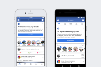 If Facebook Requires You to Log Back In, Here's Why