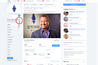Good-Bye Gray Authenticity Badges on Facebook Pages