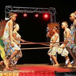 Seychellen Carnaval 2016 - Teilnehmer aus aller Welt