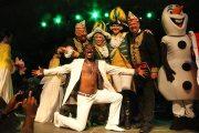 Seychellen Karneval: offizielle Eröffnung im Herzen der Hauptstadt Victoria auf der Insel Mahé