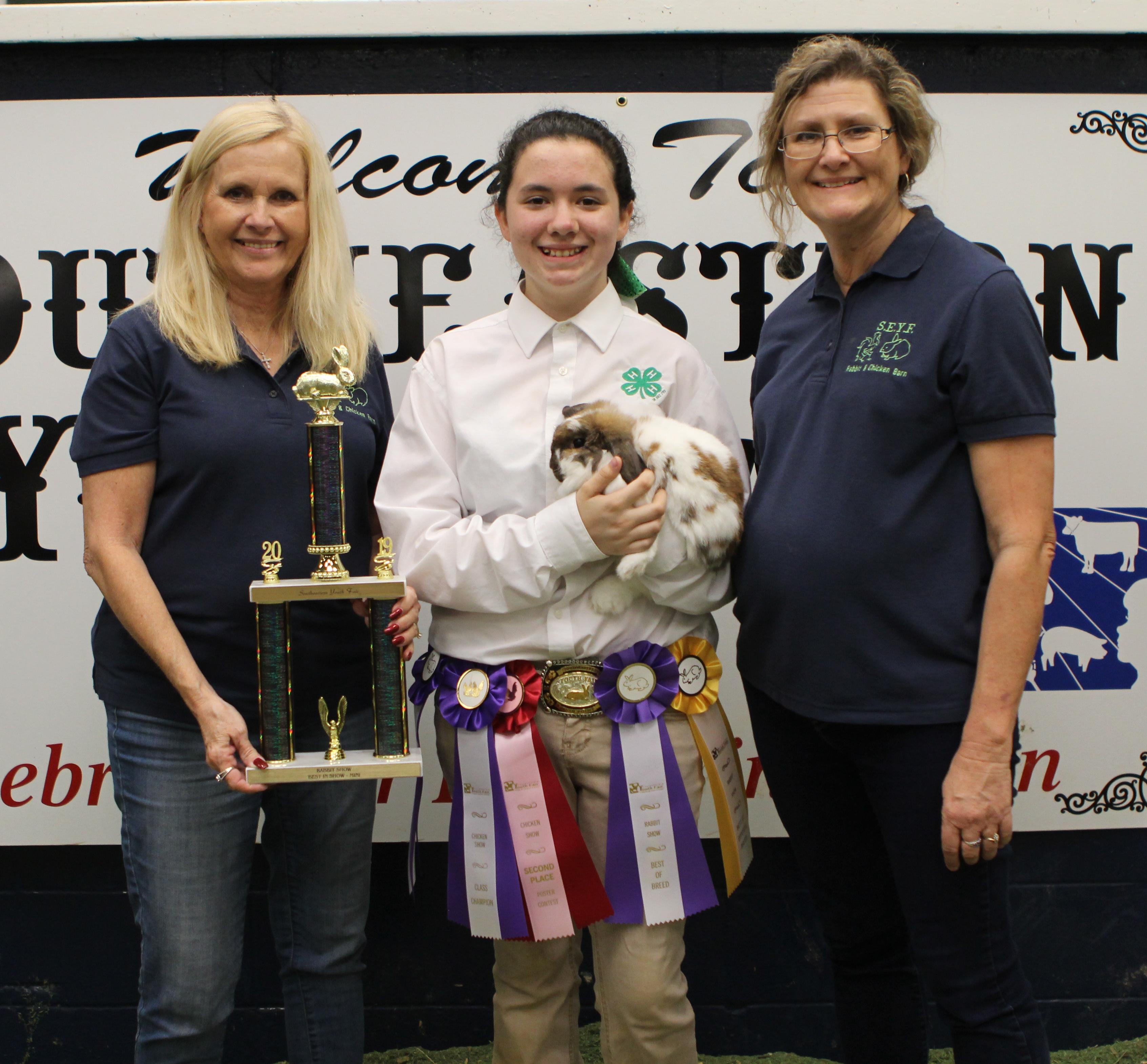 Rabbit Show Southeastern Youth Fair