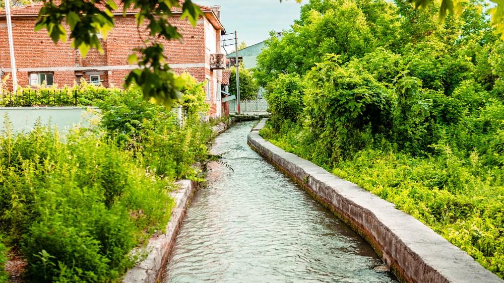 Türkiye'deki VENEDİK – Kaynarca Köyü