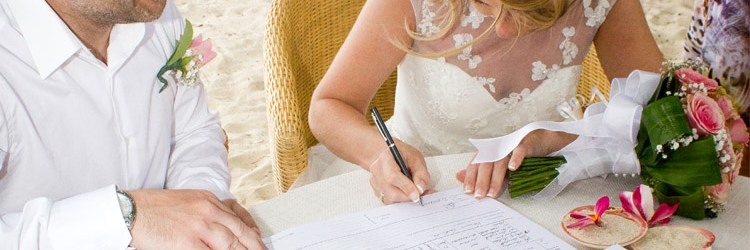 Legal Requirements for Getting Married in Seychelles