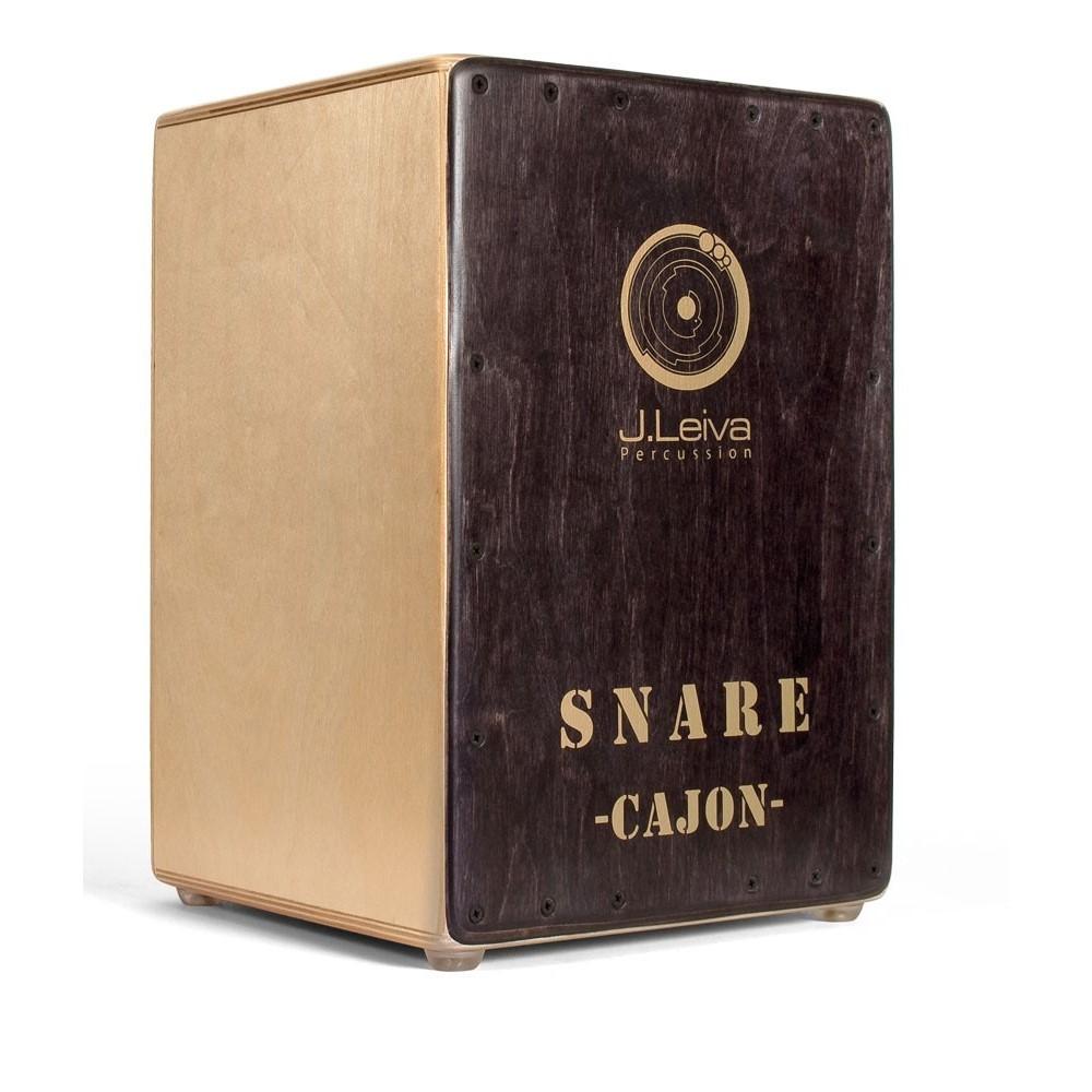 J. Leiva Snare Cajon (lacquered)