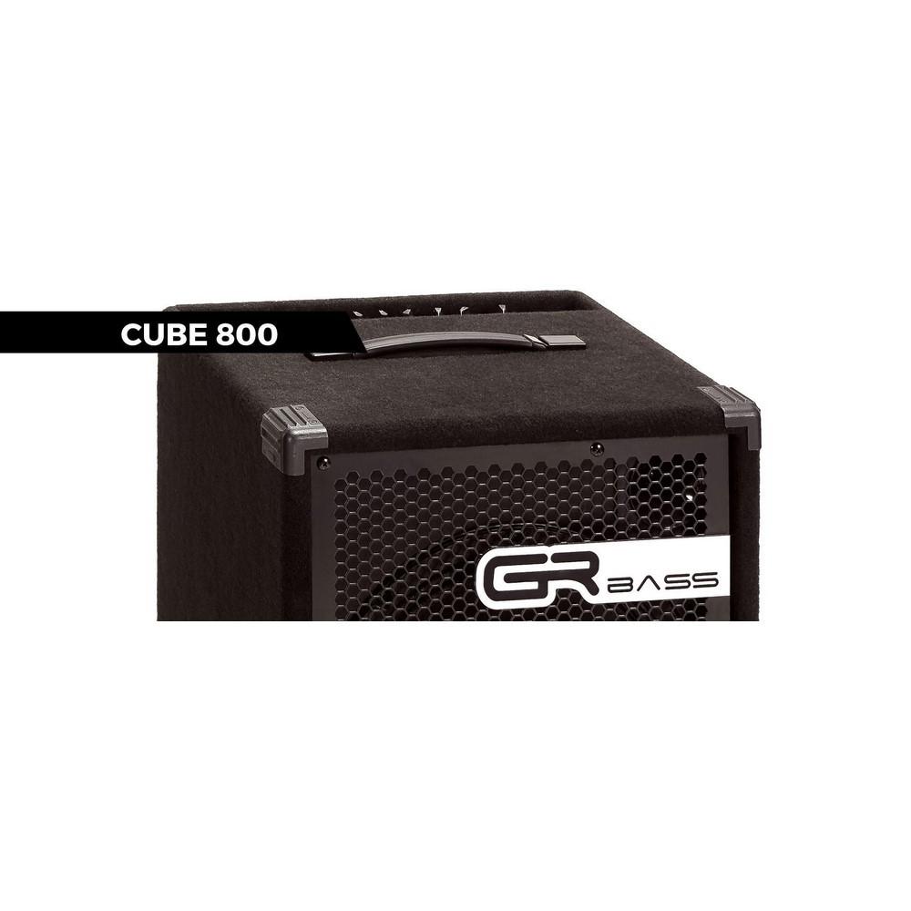 GR BASS CUBE 800 WHT