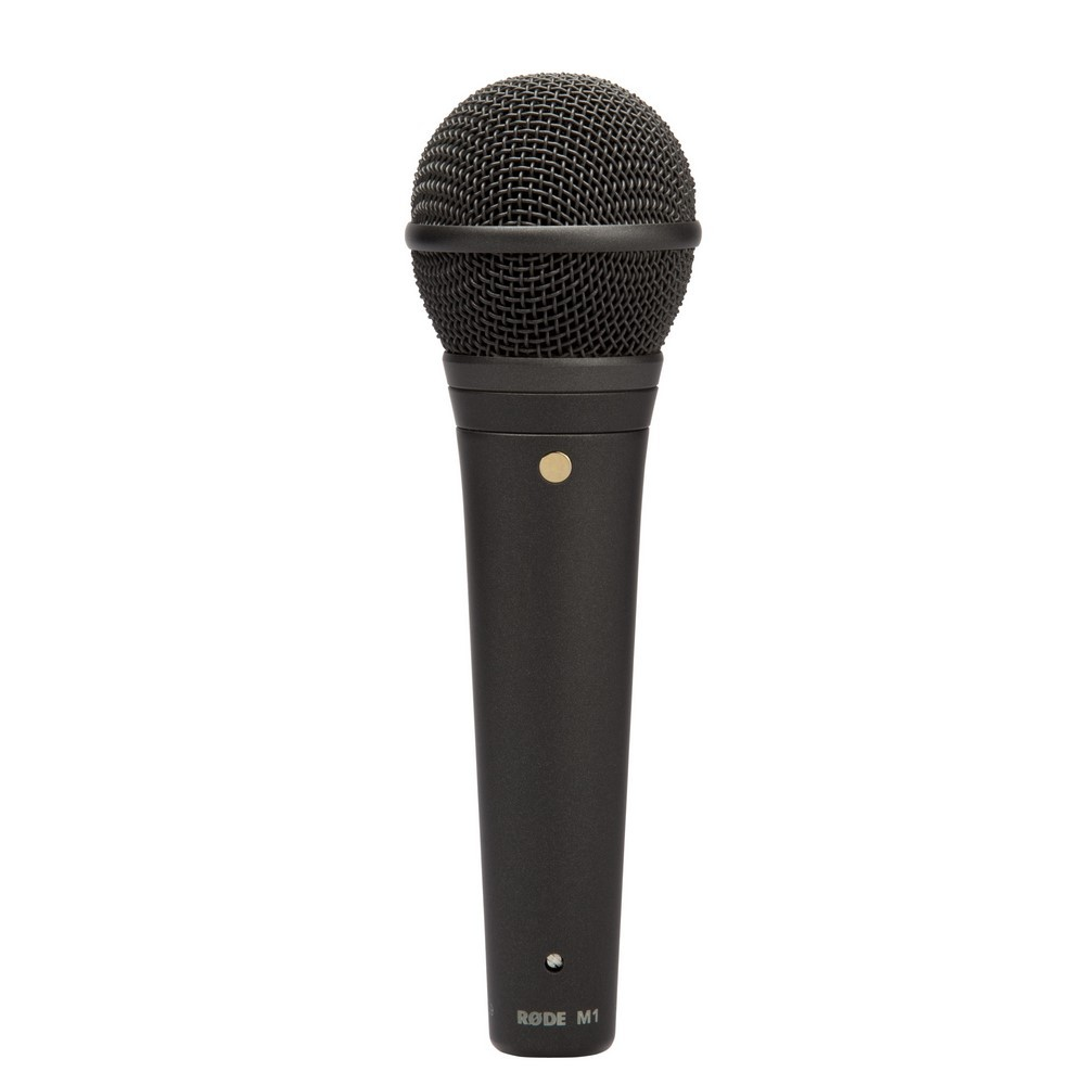 RODE M1 Microphone de scène dynamique, cardioÏde