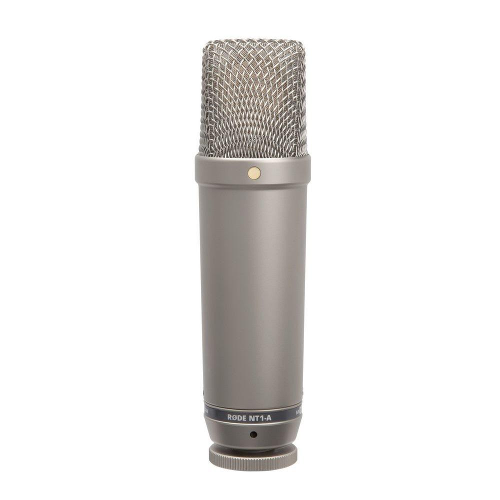 RODE NT1A-MP appairés, Microphone de studio