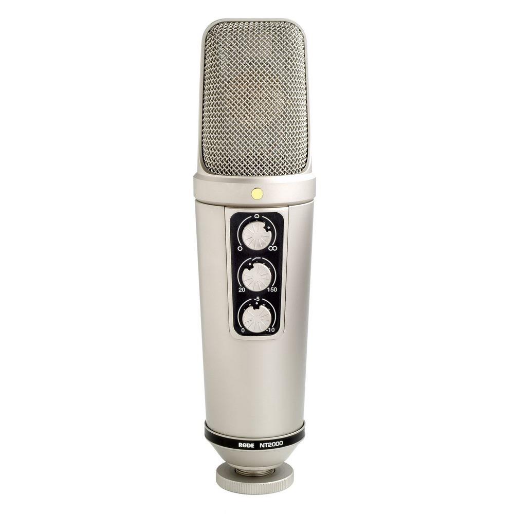 RODE NT2000 Microphone de studio
