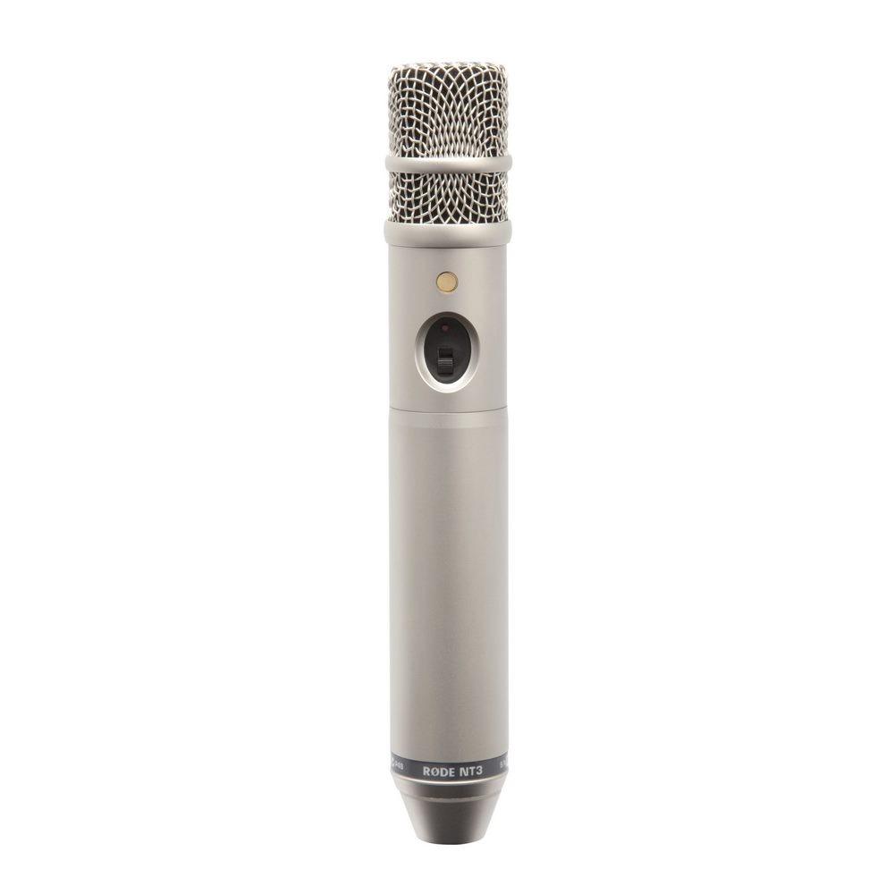 RODE NT3 Microphone de studio et scène