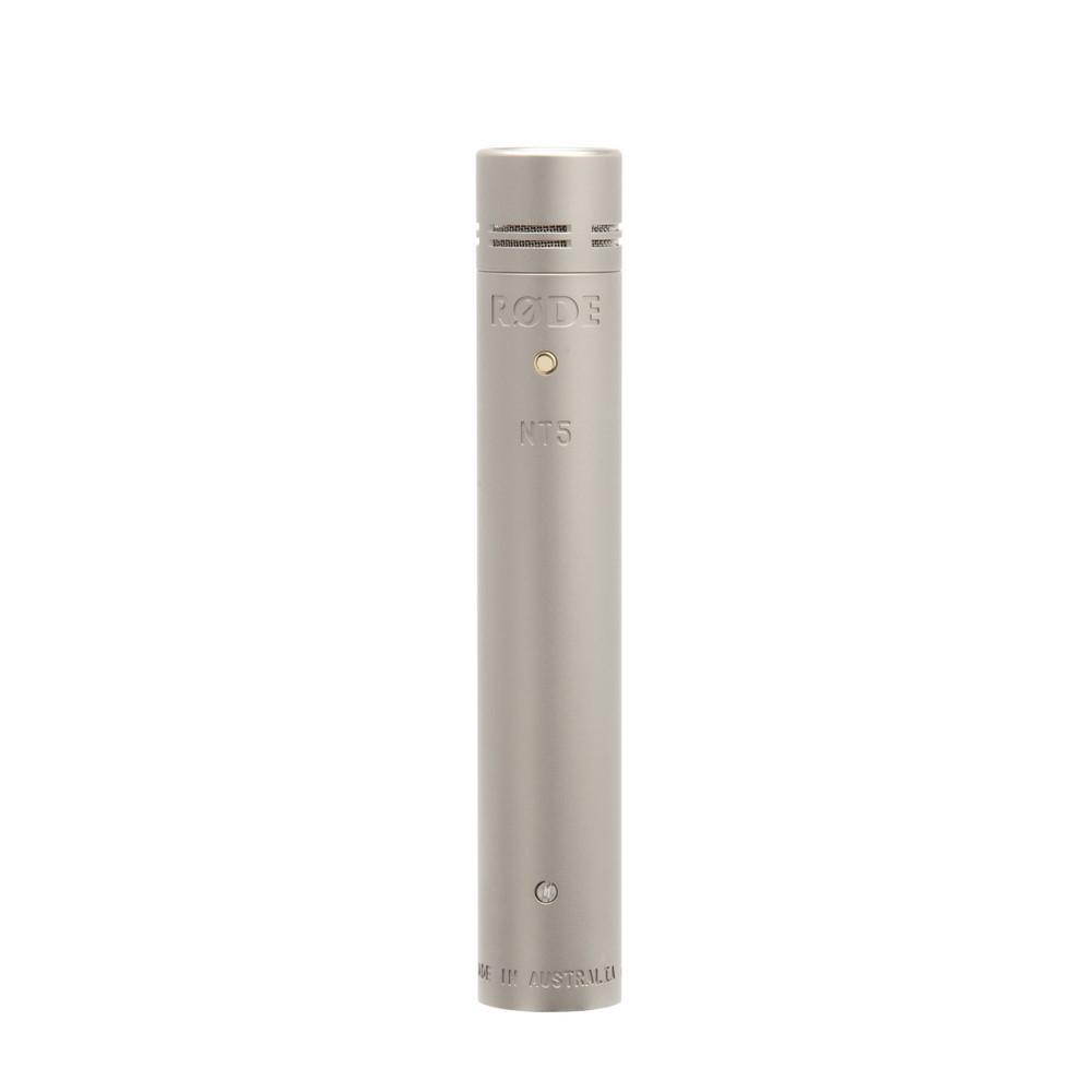 RODE NT5MP Microphones appairés over-head à condensateur orientable